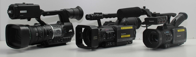 Panasonic AG-DVX 100 BE